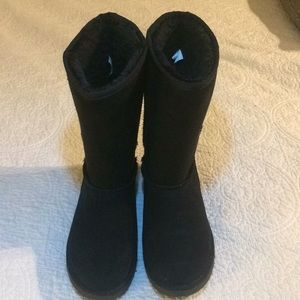 Target Shoes | Girls Black Boots 4